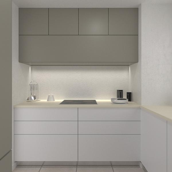 Diseño de Cocina en 3D - Tu Casa en 3D
