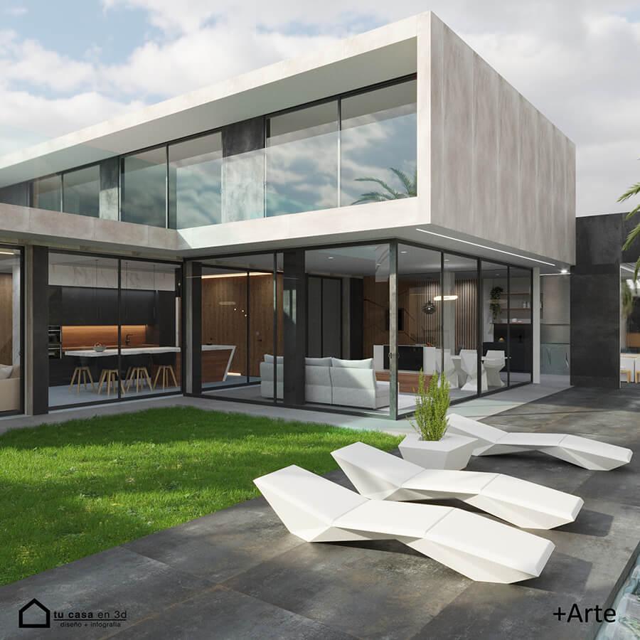 diseña tu casa 3d plano